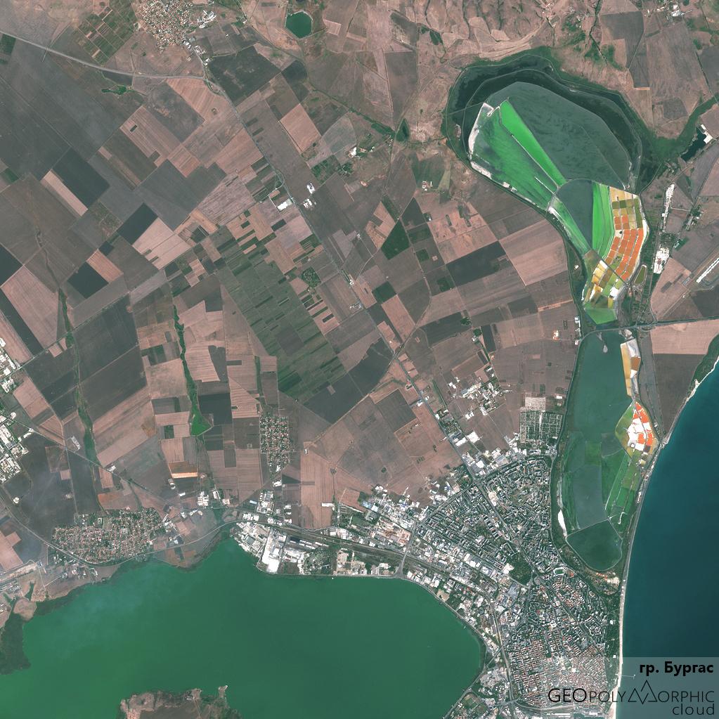 гр. София, Атанасовско и Бургаско езеро